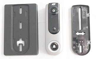 ADT doorbell camera equipment