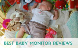 Baby sleeping: Best Baby Monitor Reviews