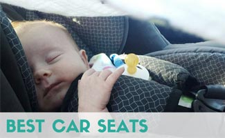 Baby sleeping in car seat: Best Car Seats