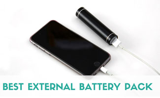 iPhone and battery pack: Best External Battery Pack