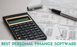 Calculator and finances: What's the Best Personal Finance Software?