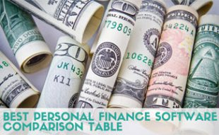 Rolls of cash: Best Personal Finance Software Comparison Table