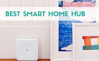 Wink hub with art: Best Smart Home Hub
