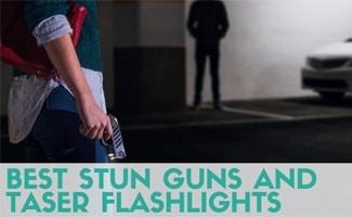 Best Stun Guns And Taser Flashlights Zap Your Attacker