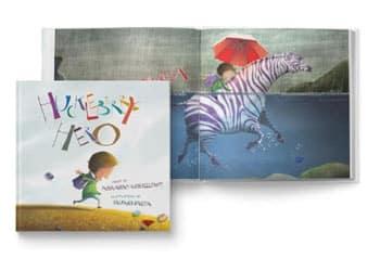Blurb kids photo book