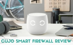 Cujo Smart Firewall in office