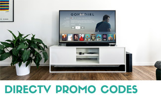 TV in living room: DIRECTV Promo Codes