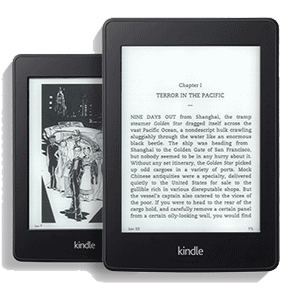 Kindle reader book
