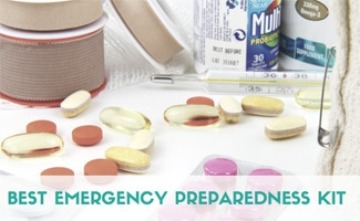 Pills and meds: Best Emergency Preparedness Kit