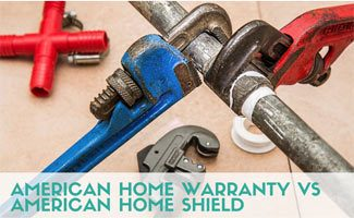 Two wrenches on pipe: American Home Warranty vs American Home Shield