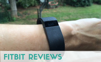 Fitbit on arm: Fitbit Reviews