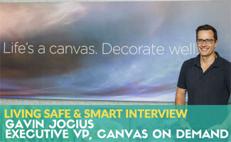 Interview with Gavin Jocius, Executive Vice President Canvas on Demand