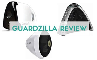Guardzilla cameras (caption: Guardzilla Review)