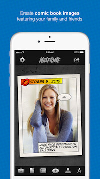 Halftone Screenshot