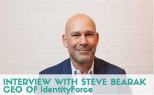 Steve Bearak, CEO Identity Force