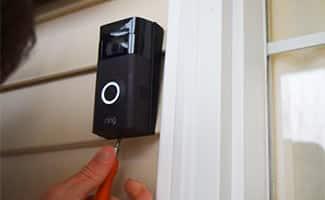 Install The Ring Doorbell