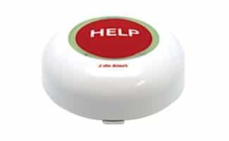 Life Alert Shower Button