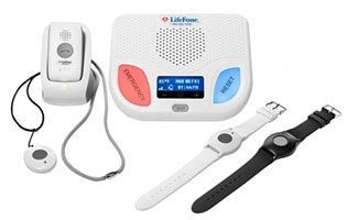 LifeFone equipment