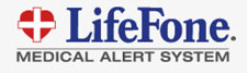 LifeFone Medical Alert System logo