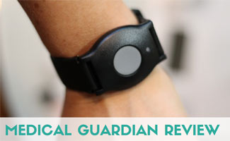 Alert armband: Medical Guardian Reviews