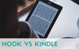 Nook vs Kindle: Battle For The Best eReader