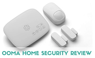 Ooma security system (caption: Ooma Home Security Review)