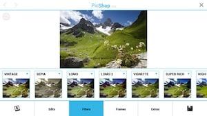 PicShop HD Screenshot