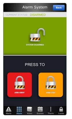 Protection 1 App Screenshot