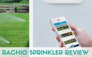 Controlling sprinkler with phone
