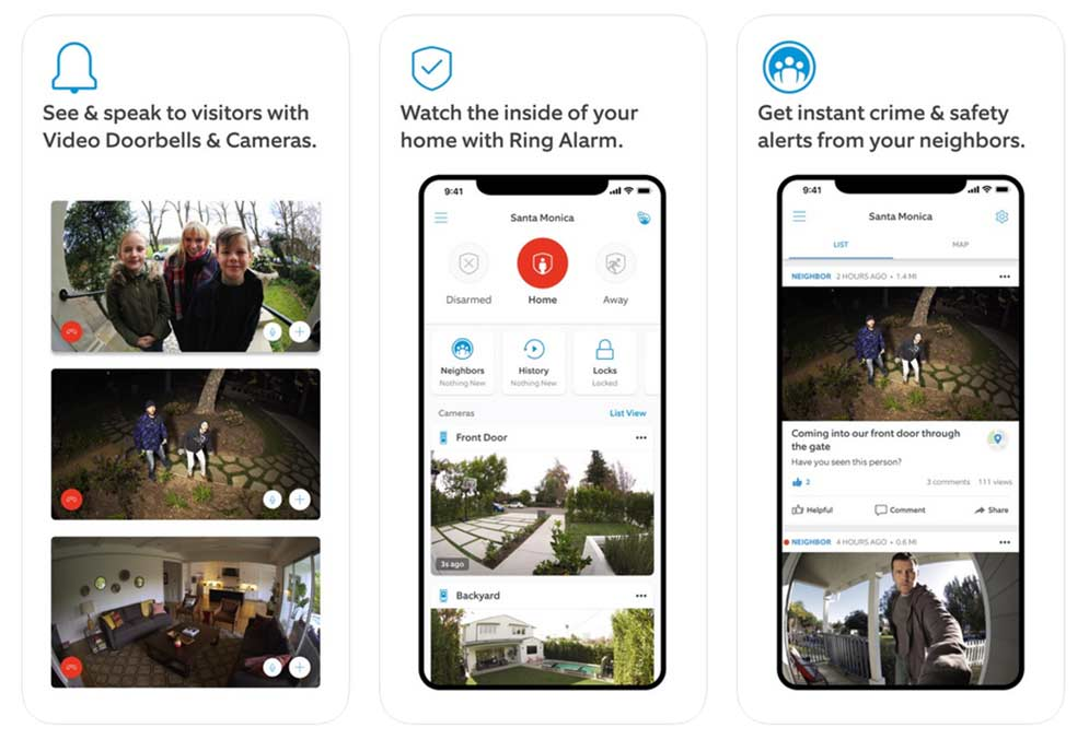 Ring Screenshots