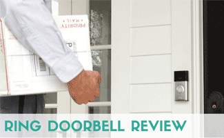 Ring Doorbell camera: Ring Doorbell Review