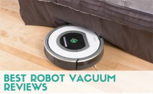 Best Robot Vaccum Reviews: Vacuum on hardwood floor