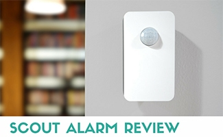 Scout motion sensor: Scout Alarm Reviews
