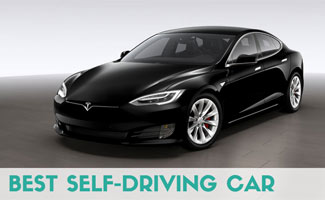 Self-Driving Tesla