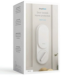 SimpliSafe Smart Lock in box