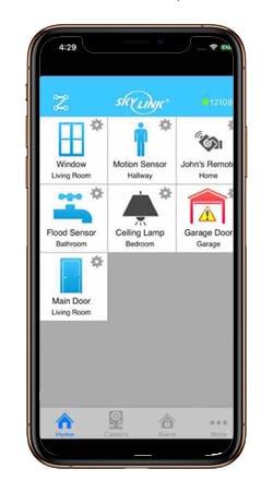 Skylink App Screenshot
