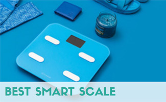 Smart scale and workout gear