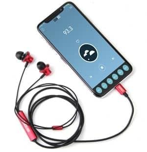 SOUNDOT AF1 FM Headphones