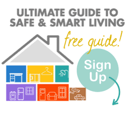 Nice Safe Smart Living E Book Signup