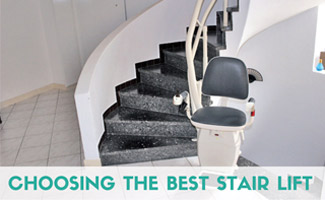 Stair lift: Choosing the Best Stair Lift