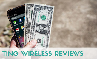 Cell phone with money: Ting Wireless Reviews
