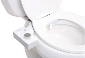 TUSHY Classic Bidet Toilet Attachment