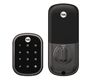 Yale Frontpoint smart lock